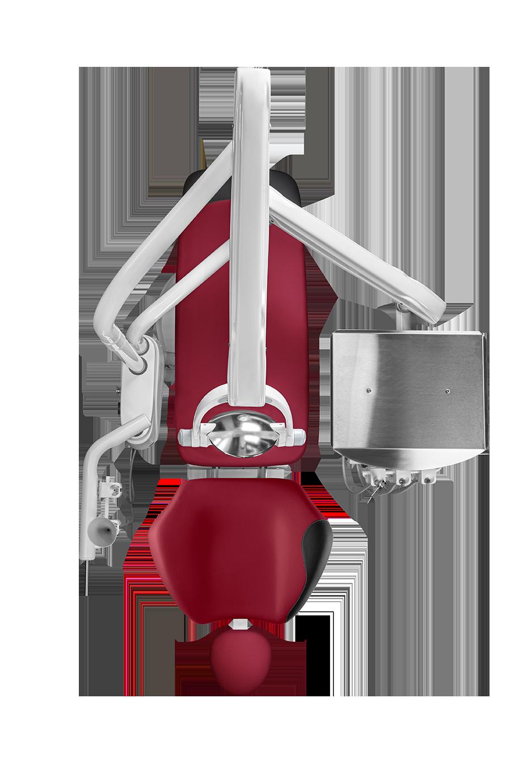 Sillon dental Nova X, un nuevo modelo de equipos dentales Peymar mex